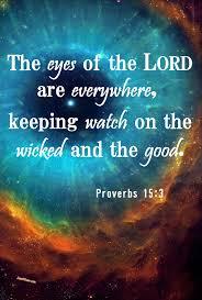 proverbs 15 3 niv